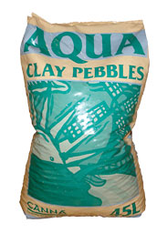 Clay Pebbles
