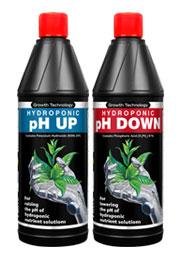 pH Adjusters & Test Kits