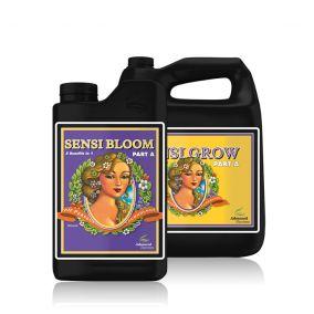 Advanced Nutrients Sensi Grow & Bloom A&B 1