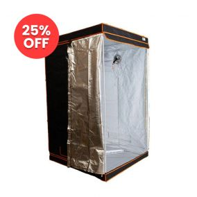 BAY6 Grow Tent - 1.2m x 1.2m x 2m 2