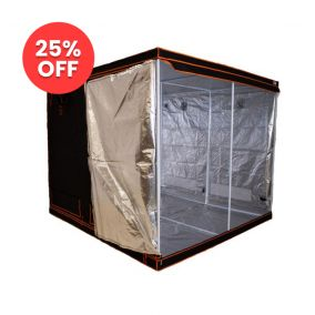 BAY6 Grow Tent - 2.4m x 1.2m x 2m