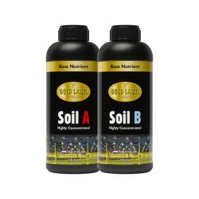 Gold Label Soil A&B