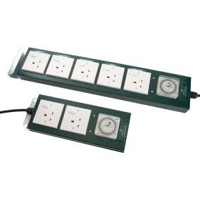 Green Power Relay Timer