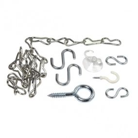 Hanging Hooks & Chain