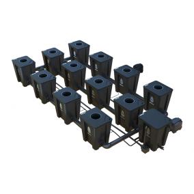 Idrolab RDWC 12 Pot Large Complete