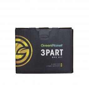 Green Planet 3 Part Nutrient Kit