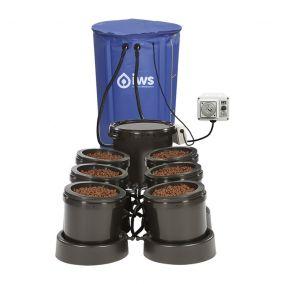 IWS Flood & Drain 6 - 48 Pot Systems 1