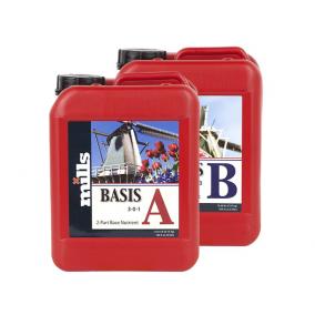 Mills Nutrients Basis A&B