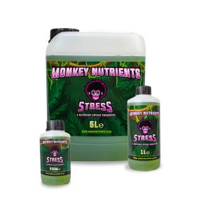 Monkey Nutrients Stress