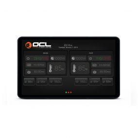 OCL Digital Lighting Touchscreen Controller