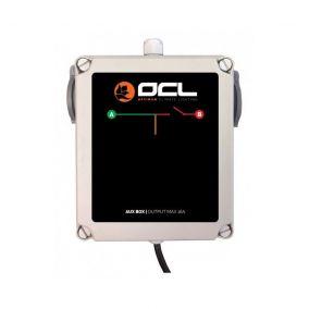 OCL Lighting DLC 1.1 Aux Box 2 x 16A Relay
