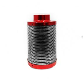 Red Scorpion Carbon Filter 80mm