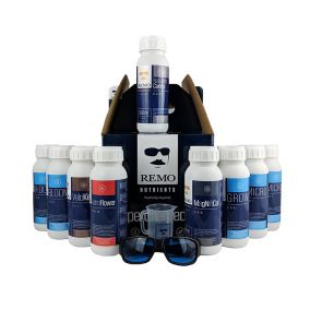 Remo Supercharged Kit 500ml & 1L