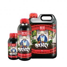 Shogun Fertilisers Start