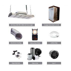 TELOS 0010 PRO Complete Tent Bundle Kit 1