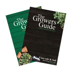 The Growers Guide book series by Rich Hamilton