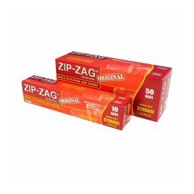 Zip Zag - Sealable Bag