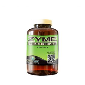 Green Planet Zyme - 250 Capsules