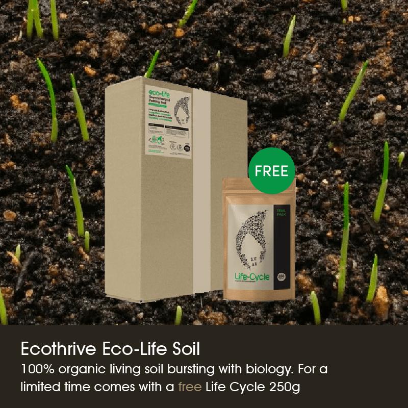 Ecothrive Eco-life Living Soil Box 45L
