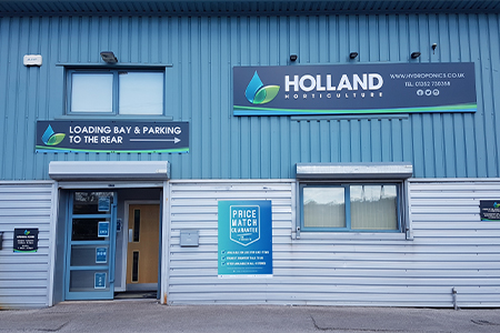 Holland Hydroponics Flint
