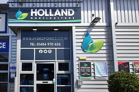 Holland Hydroponics Huddersfield