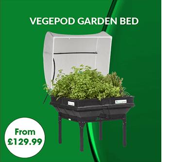 Vegepod-bed