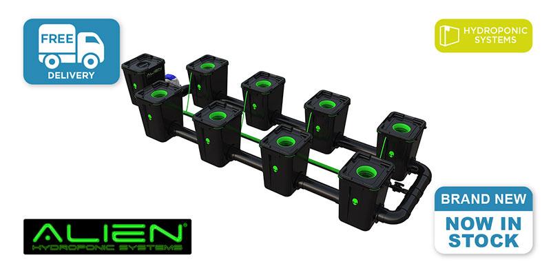 Alien Pro RDWC system