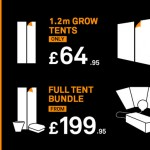 March/April Product Offers – Tents, Lighting Systems & BAY6 Tent Bundles For Less Than £200!