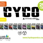 25% Off The Entire CYCO Nutrient & Supplement Range
