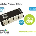 15% Off Lighting Contactors During March & April