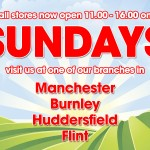 All Holland Hydroponics Stores Now Open On Sundays!
