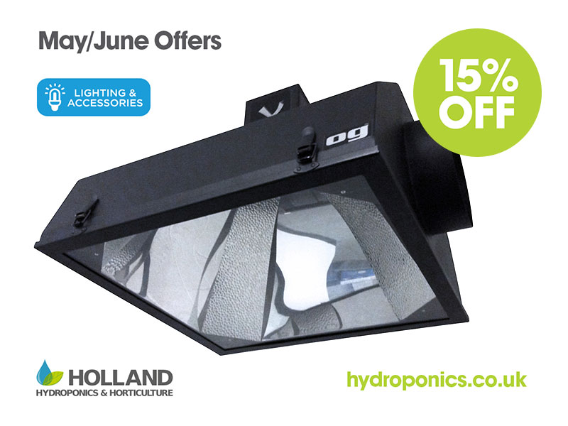 15% Off Air Cooled Reflectors