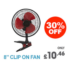 Clip On Fan