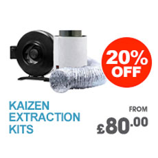 Kaizen Extraction Kits