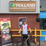 Nick Owen Competes At The Twentyfour12 Bike Race This Weekend In Aid Of Crohn's & Colitis