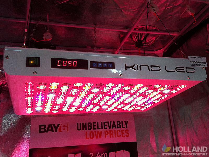 Kind XL750 LED Grow Lamp