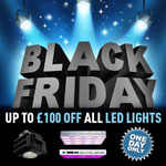 Up To £100 Off All LED Lights This Black Friday!