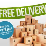 FREE SHIPPING For All Online Orders Over £20 Until 29th Feb!