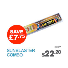 Sunblaster Combo light