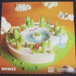 BioBizz birthday wall graphics