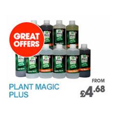 Great Savings on Plant Magic Plus