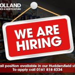 We Are Hiring: Retail Position Available In Our Huddersfield Store