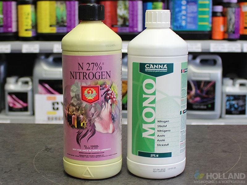 House & Garden / Canna Nitrogen Supplements