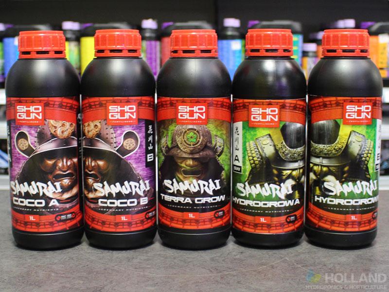 Shogun Fertilisers Samurai