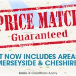 Flint Price Match Extended To Include Merseyside & Cheshire