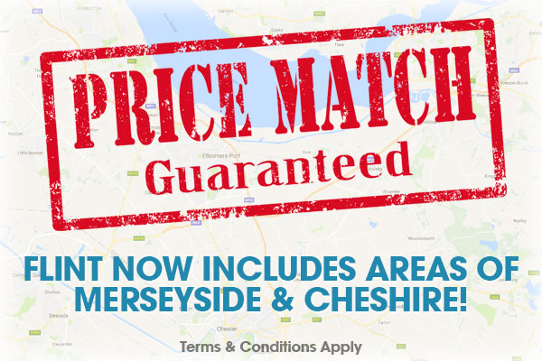 Flint Price Match Guarantee