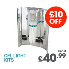£10 Off CFL Light Kits