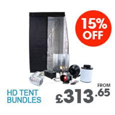 15% Off HD TEnt Bundles