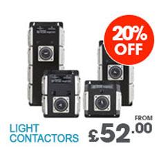20% Off Lighting Contactors