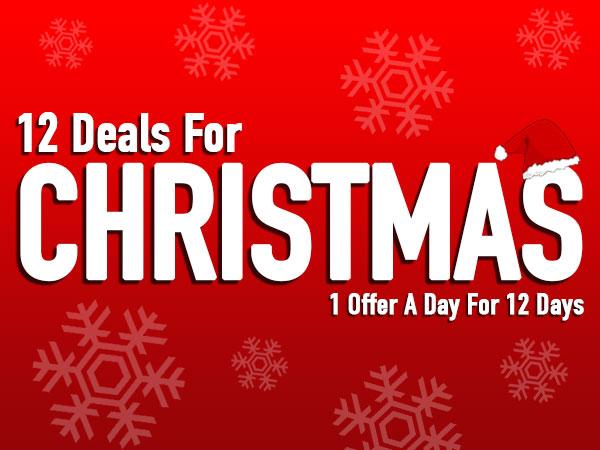 12 Deals For Christmas
